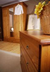 drewniany mebel